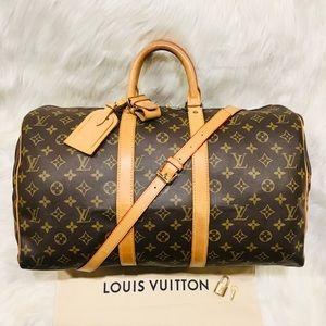 Louis Vuitton Keepall 45 #8.9R